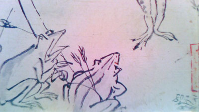 201411鳥獣戯画1